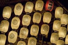 Gion Matsuri Fotografie Stock