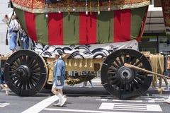 Gion Matsuri festival 12 Royalty Free Stock Photo