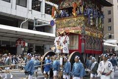 Gion Matsuri festiwal 6 Obrazy Stock