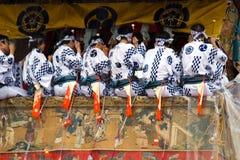 Gion Matsuri I Immagine Stock