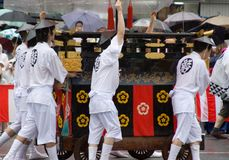 Gion Matsuri III Lizenzfreies Stockbild