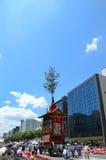 Gionfestival in Kyoto, Japan Stock Fotografie