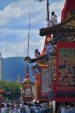 Gionfestival in Kyoto, Japan Stock Foto