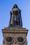 Giordano bruno rome Royalty Free Stock Images
