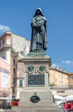 Giordano Bruno statue Stock Images