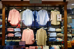 Giordano store Stock Photo