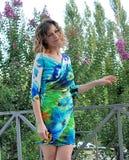 Giorgia Wurth al Giffoni Film Festival 2011 Stockfotografie
