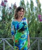 Giorgia Wurth al Giffoni Film Festival 2011 Lizenzfreies Stockbild