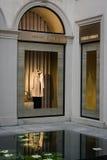 Giorgio Armani Store Stock Foto's