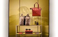 Giorgio Armani store Stock Photos