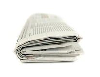 Giornale Immagini Stock