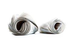 Giornali Immagini Stock