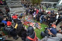 Giornata della memoria 2013 Immagini Stock Libere da Diritti