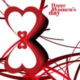 Giornata internazionale della donna royalty illustrazione gratis