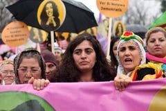 Giornata internazionale della donna Fotografia Stock Libera da Diritti