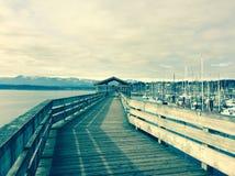 Giorni della spiaggia immagini stock