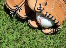 Giorni di baseball Fotografia Stock