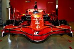 Giorni di Ferrari Fotografie Stock