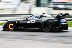 Giorni di Ferrari Fotografia Stock
