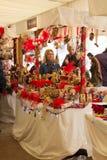 Giorni di Natale a Assisi Fotografia Stock