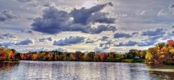 Giorni nuvolosi Fotografia Stock