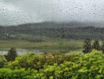 Giorni piovosi Fotografia Stock