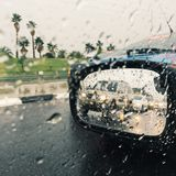 Giorni piovosi Immagine Stock