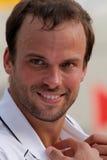 Giorno 2, tazza 2012 della squadra del mondo del cavallo di potenza di tennis Fotografia Stock