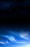 Giorno alla notte Fotografia Stock Libera da Diritti