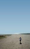 Giorno alla spiaggia Fotografia Stock Libera da Diritti