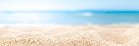 Giorno alla spiaggia immagine stock