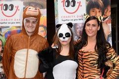Giorno annuale di carità di ICAP Fotografia Stock