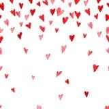 Giorno; biglietti di S. Valentino; biglietto di S. Valentino; amore; fondo; felice; vettore; carta; progettazione; cuore; illustr Immagini Stock
