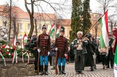 Giorno degli ungheresi Immagine Stock