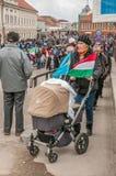 Giorno degli ungheresi Fotografie Stock
