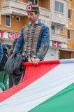 Giorno degli ungheresi Fotografia Stock Libera da Diritti