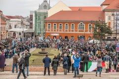 Giorno degli ungheresi Immagini Stock Libere da Diritti
