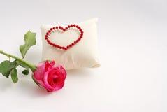 Giorno dei biglietti di S. Valentino immagini stock