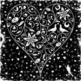 Giorno dei biglietti di S. Valentino illustrazione vettoriale