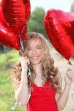 Giorno dei biglietti di S. Valentino Fotografia Stock