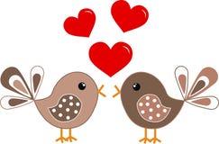 Giorno dei biglietti di S. Valentino Immagini Stock Libere da Diritti
