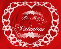 Giorno dei biglietti di S. Valentino Immagine Stock