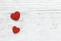 Giorno dei biglietti di S. Valentino della priorità bassa Immagine Stock Libera da Diritti
