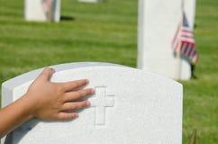 Giorno dei Caduti Fotografia Stock Libera da Diritti