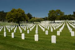 Giorno dei Caduti Immagini Stock Libere da Diritti