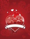 Giorno del biglietto di S. Valentino Immagine Stock
