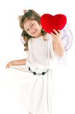 Giorno del biglietto di S. Valentino Fotografie Stock Libere da Diritti