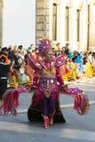 Giorno del carnevale Fotografia Stock Libera da Diritti