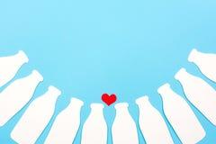 Giorno del latte del mondo Fotografie Stock