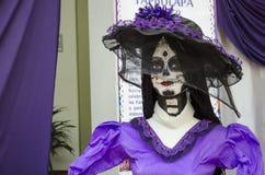 Giorno del messicano morto Catrina Doll Immagine Stock